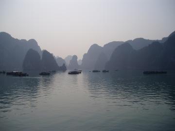 Halong Bay, Vietnam 2004