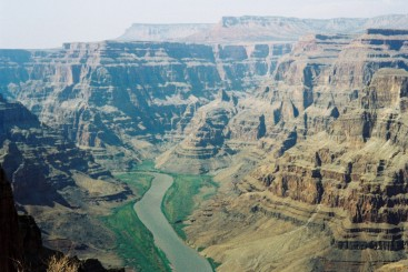Grand Canyon, USA 2002