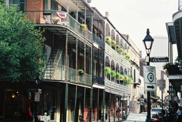 New Orleans, USA 2002