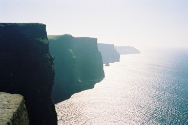 Cliffs of Moher, Ireland 2002