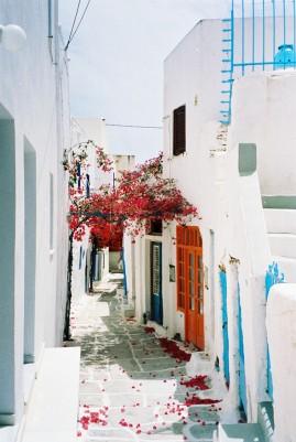 Ios, Greece 2002
