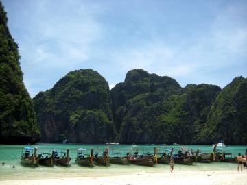 Koh Phi Phi, Thailand 2011
